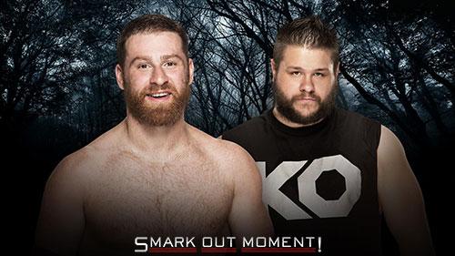 WWE Payback 2016 Sami Zayn vs Kevin Owens match