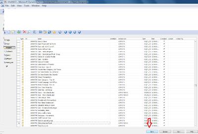 Create New Report in Microsoft Dynamics NAV 2013