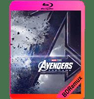 AVENGERS: ENDGAME (2019) BDREMUX 1080P MKV ESPAÑOL LATINO