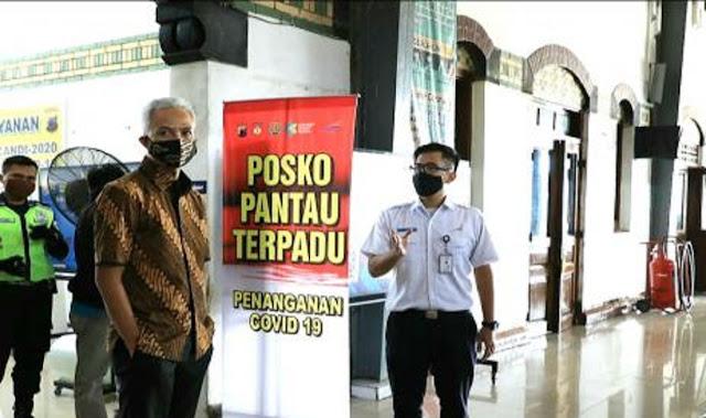 Jumlah Kasus Penularan Corona di Jawa Tengah Tak Kunjung Menurun