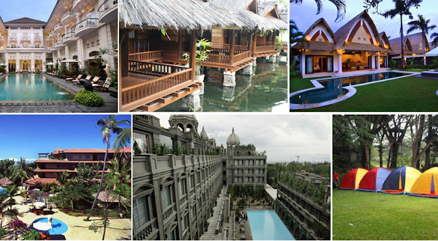 Akomodasi Hotel,Villa di Lembang Bandung