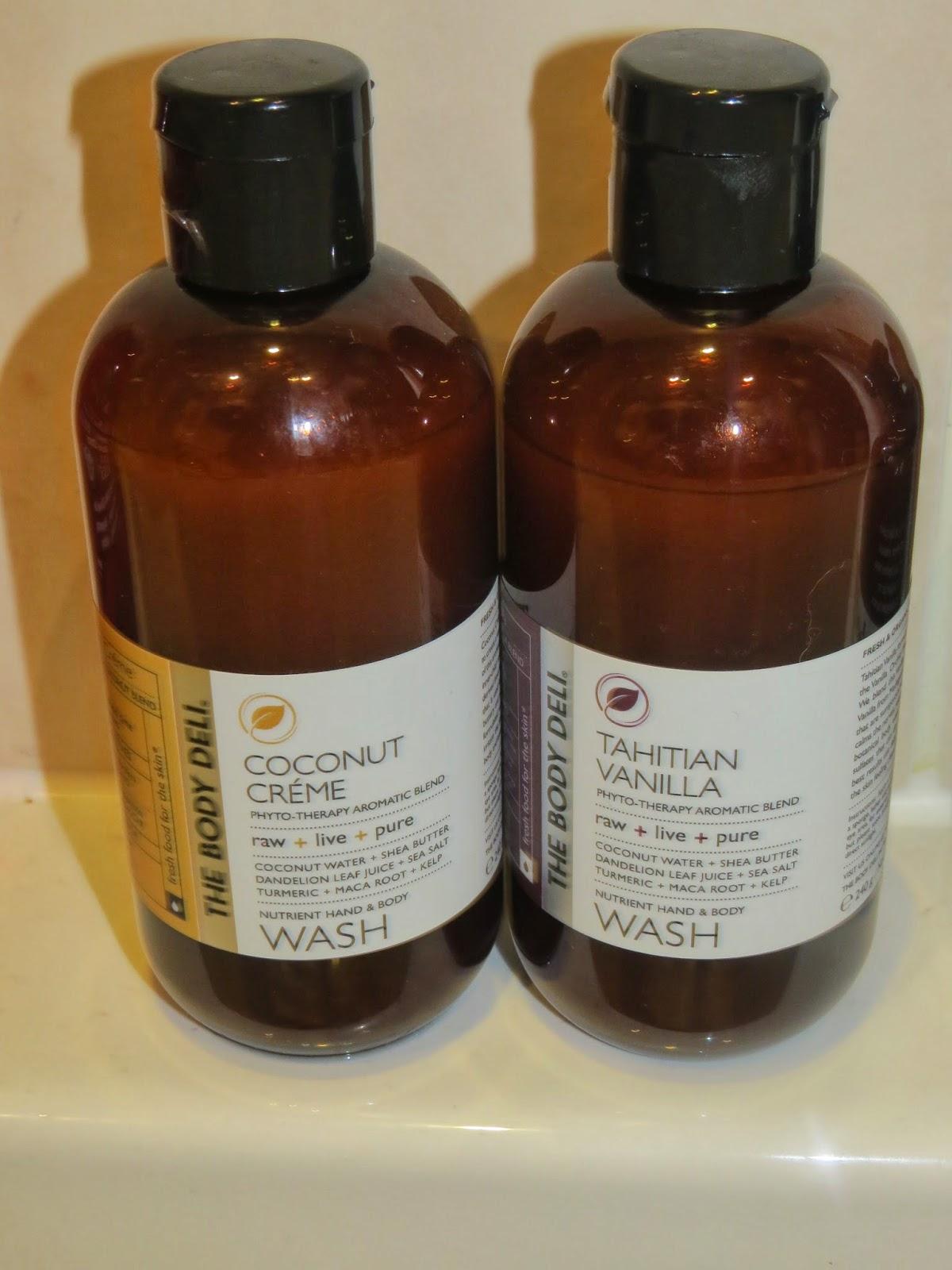 Beauty Balm The Body Deli Nutrient Hand & Body Wash