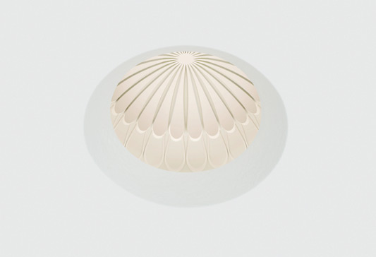 Bloom reflector dome & Fiorito Interior Design: Element Reflections Recessed LED Lighting ... azcodes.com