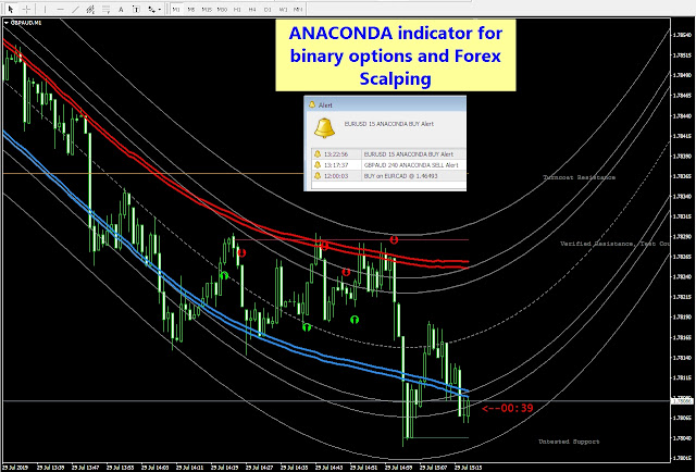 Anaconda Forex Scalping and Binary