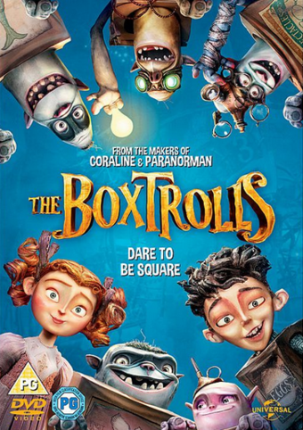 The Boxtrolls (2014) Dual Audio Hindi 300MB BluRay 480p ESubs