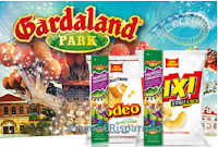 Logo San Carlo ''Gardaland 2019'': subito coupon per ingresso omaggio a Gardaland Park