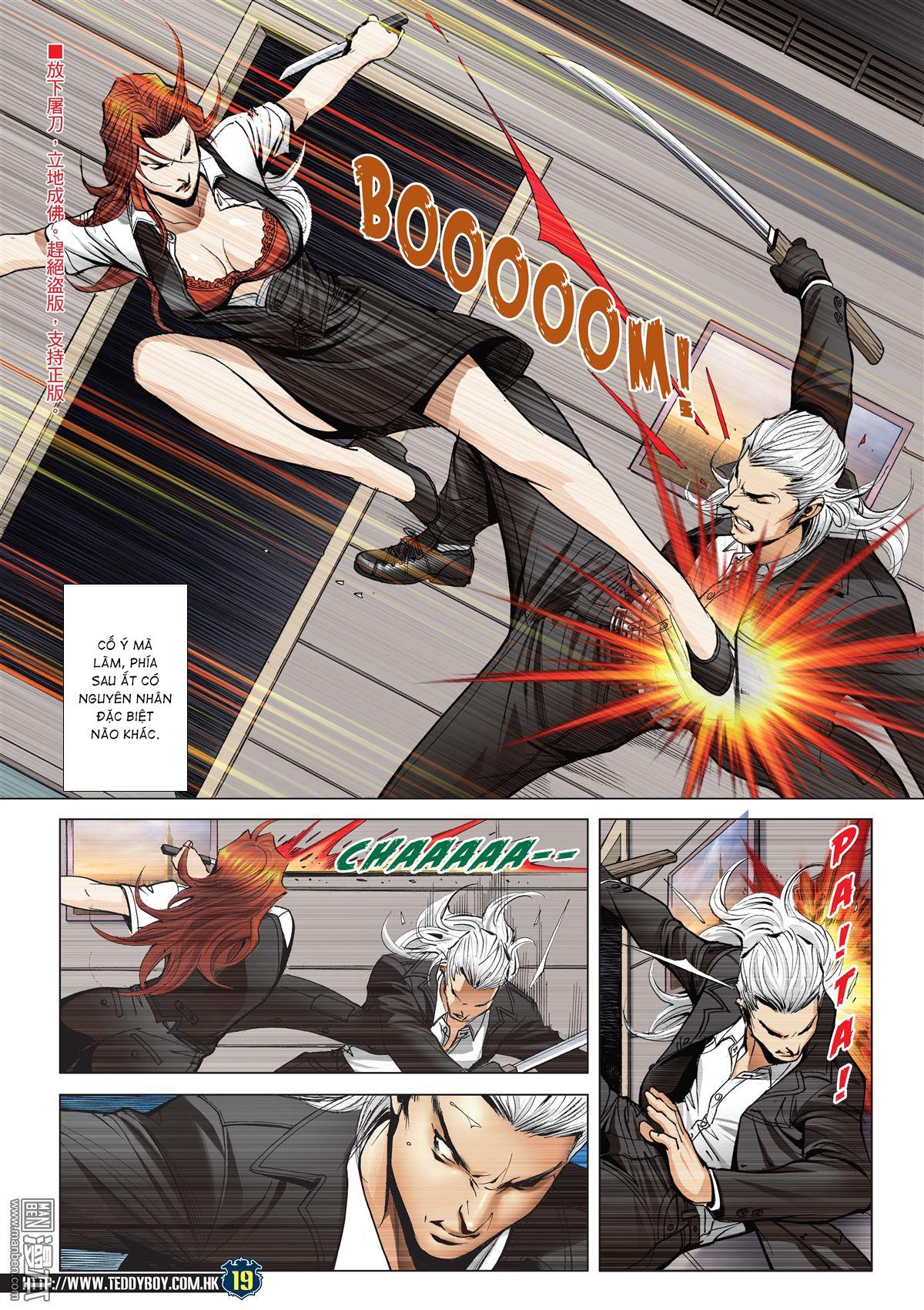 Người Trong Giang Hồ RAW chap 2072 - Trang 18
