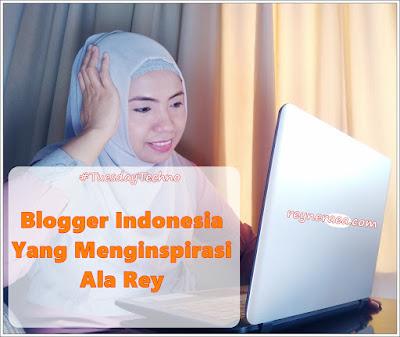 blogger indonesia yang menginspirasi