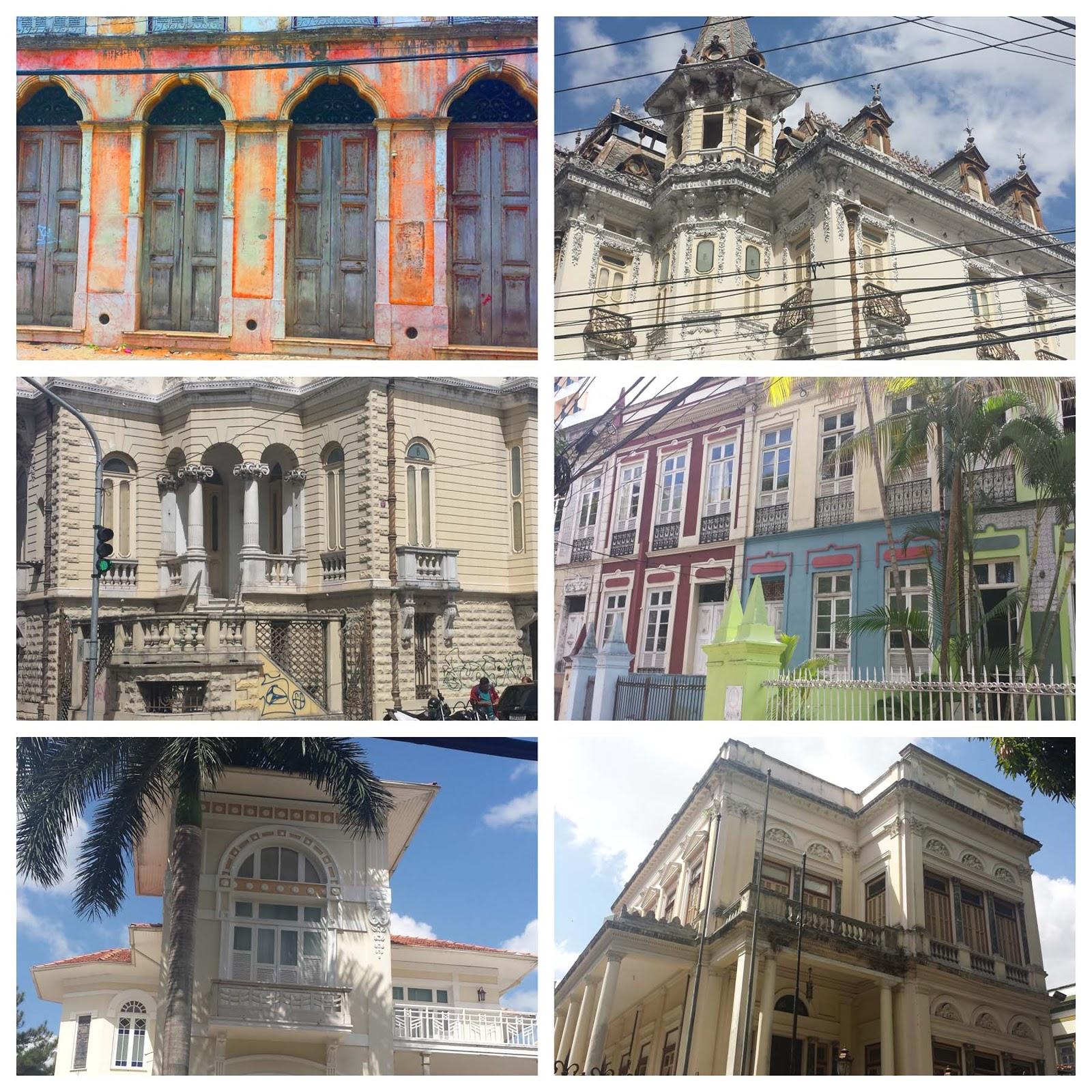 Belém do Pará : pontos turísticos.