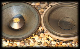 Picture of The beautiful Pioneer TS-C172PRS & JBL 660 GTi