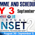 PROGRAM AND SCHEDULE DAY 3 VINSET 2.0