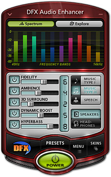 dfx audio enhancer v 11.102 gratuit
