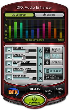 dfx audio enhancer v 11.102 gratuit