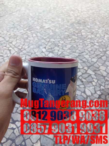 MUG PRESS PRINTER JAKARTA