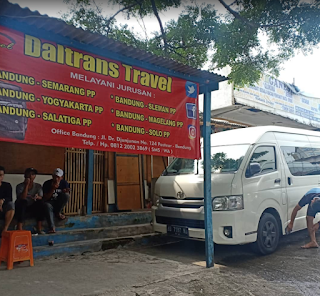 Travel Bandung Solo