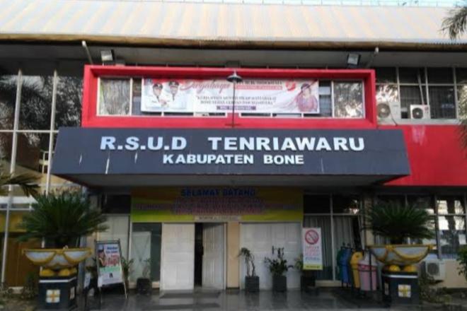 Satu Pasien PDP Corona Bone Diisolasi di RSUD Tenriawaru