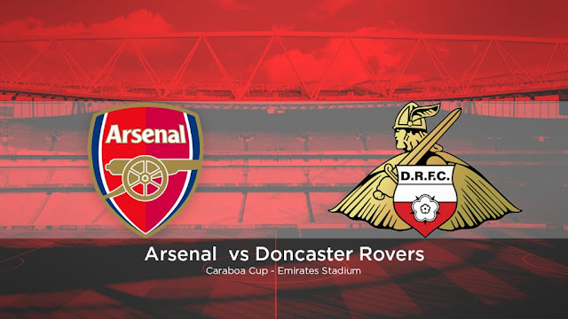 Arsenal vs Doncaster Full Match & Highlights 20 September 2017