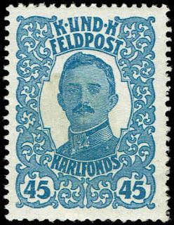 Feldpost Karl I