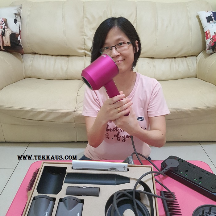 The best hair dryer that does not damage the hair