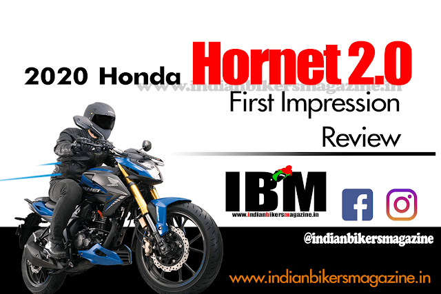 2020 Honda Hornet 2.0 | First Impression Motorcycle Review