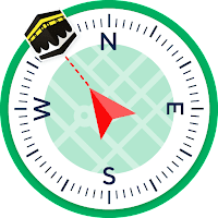 Find Qibla-Compass App v2.5 (Latest) for Android Free Download