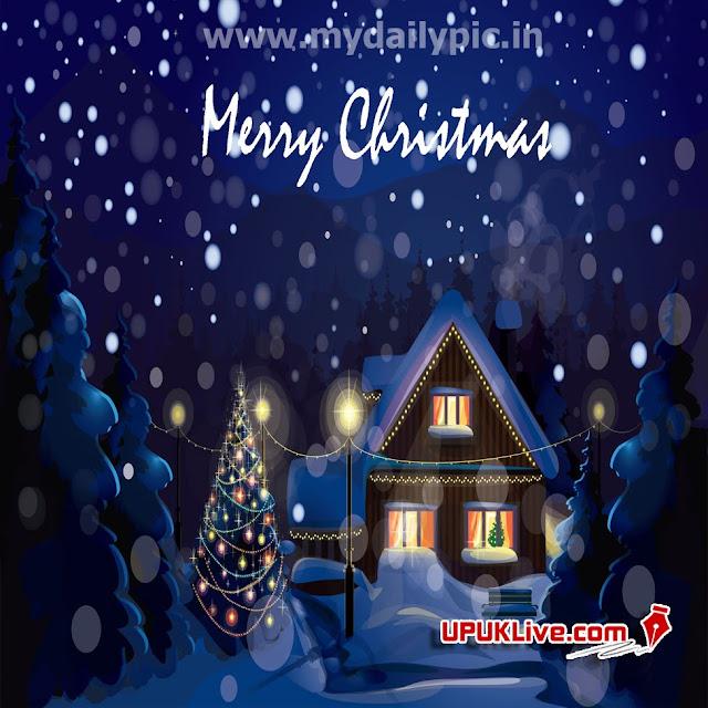 Merry Christmas Wishing Images