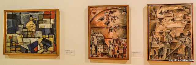 Obras de Francisco Matto e Julio Alpuy, Coleção de Arte do Banco da República, Bogotá