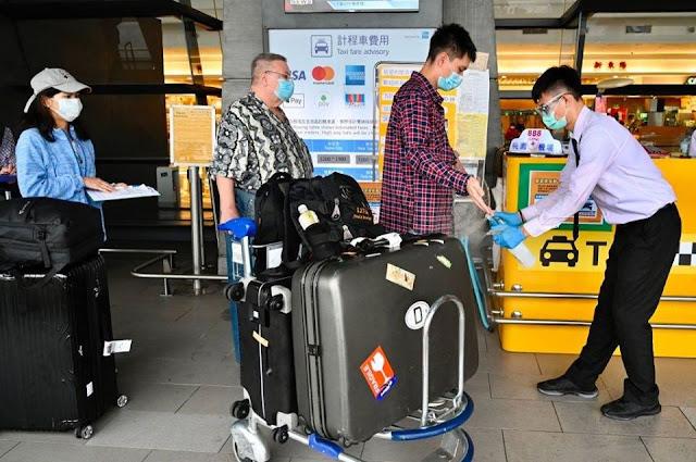Trung Quốc tiếp tục gây náo loạn chống lại Đài Loan giữa đại dịch viêm phổi Vũ Hán