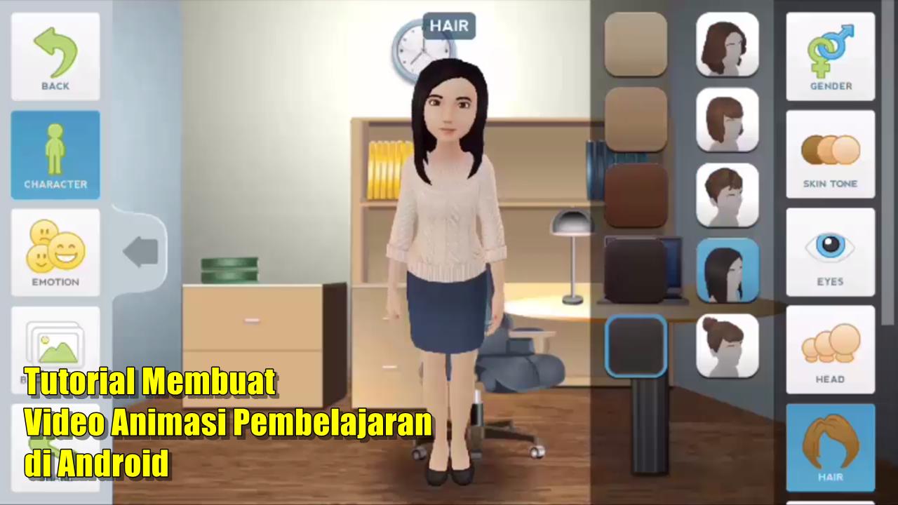 Cara Cepat Dan Mudah Membuat Video Animasi Pembelajaran Di Android Epanrita Com