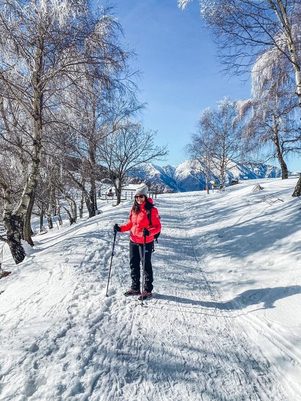 Trekking in Val Veddasca al Passo Forcora