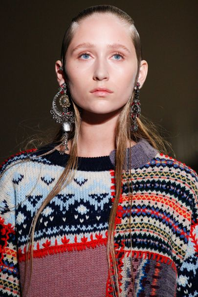 moda na drutach
