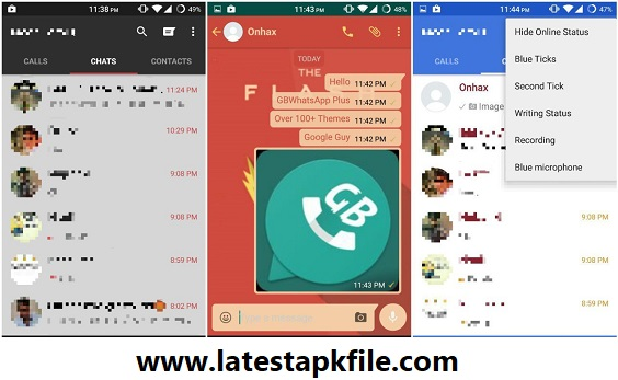 GBWhatsApp-V-7 20 Latest Version Download - latest apk file