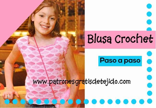patron-blusa-infantil-crochet
