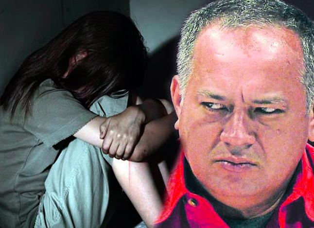 Presos tres funcionarios por descubrir expediente de Diosdado Cabello