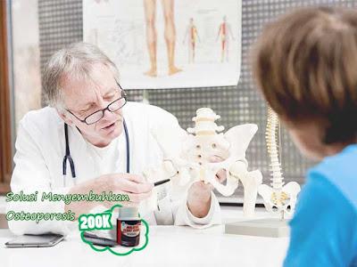 Cara Mengobati Osteoporosis Pada Lansia