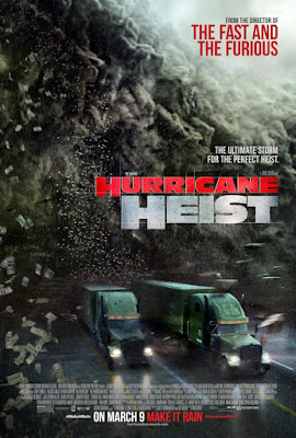 The Hurricane Heist 2018 DVD R1 NTSC Latino