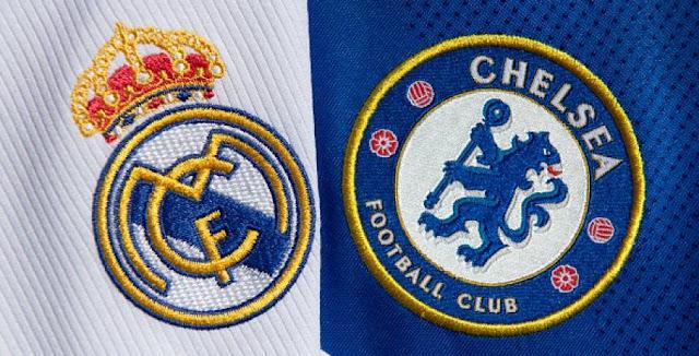 موعد مباراة ريال مدريد وتشيلسي في دوري أبطال أوروبا والقنوات الناقلة