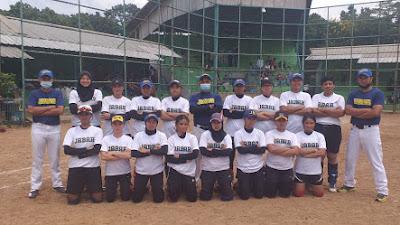Softball Puteri Jawa Barat Optimis Raih Emas di  PON XX Papua