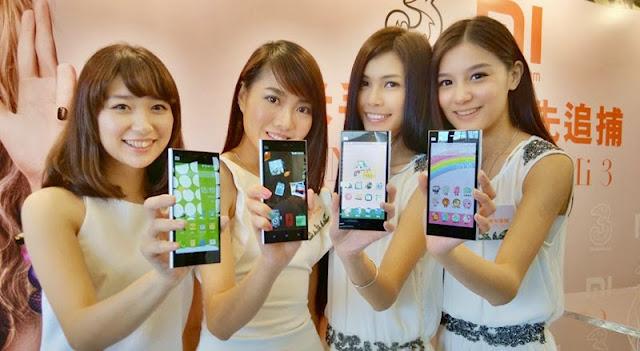 Conoce las diferentes gamas de los móviles chinos