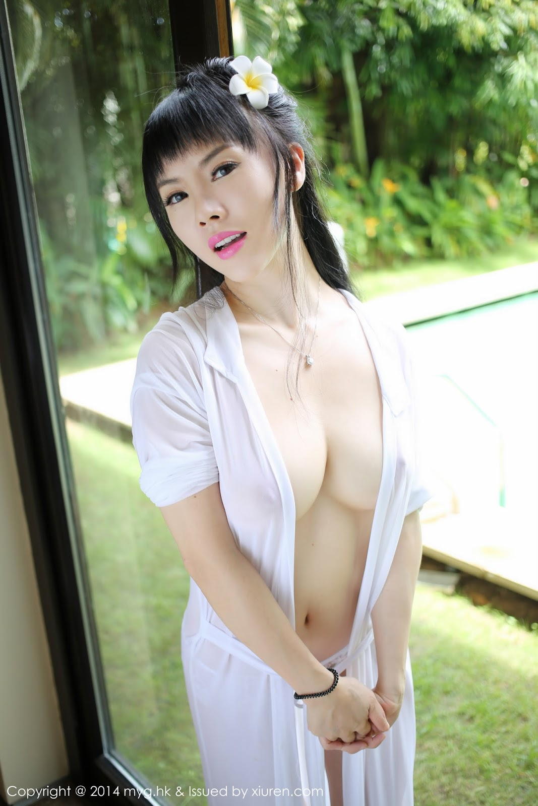 0034 - Sexy Nude Model MYGIRL VOL.49