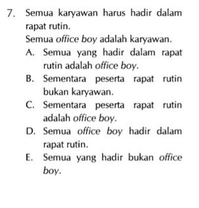 Contoh Soal TIU CPNS (7)
