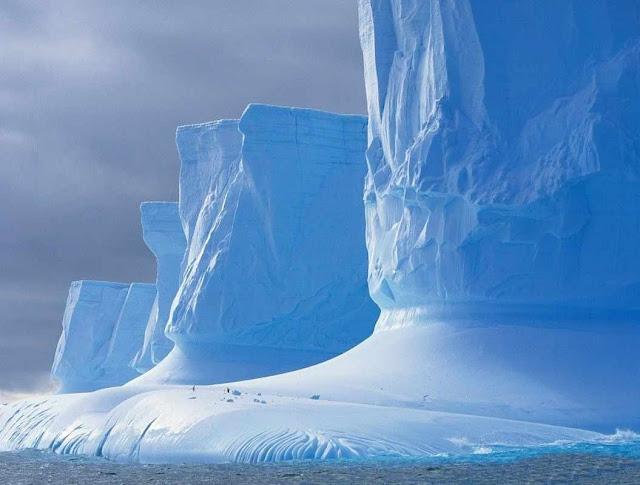 Antártica atingiu superfície máxima histórica