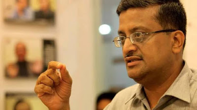 Hindi Article on Ashok Khemka