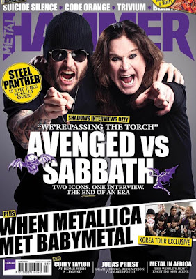 Avenged vs Sabbath