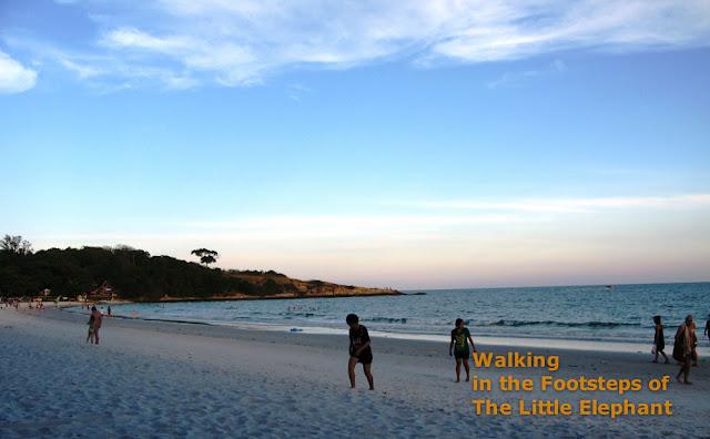 Ao Wong Duean beach, Koh Samet - Thailand