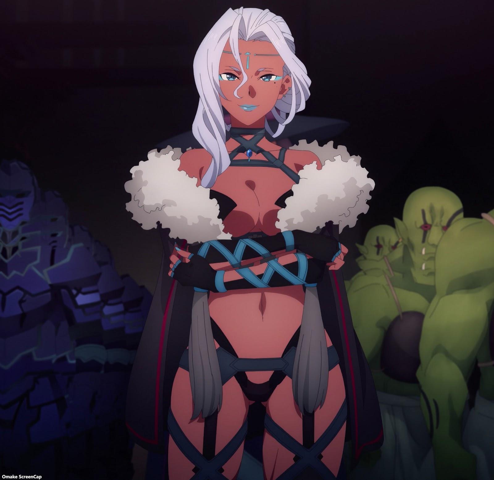 Joeschmo's Gears and Grounds: 10 Second Anime - Sword Art Online - Alicization - War of Underworld - Episode 4