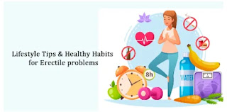 Lifestyle Tips and Healthy habits for Erectile problems • Success City