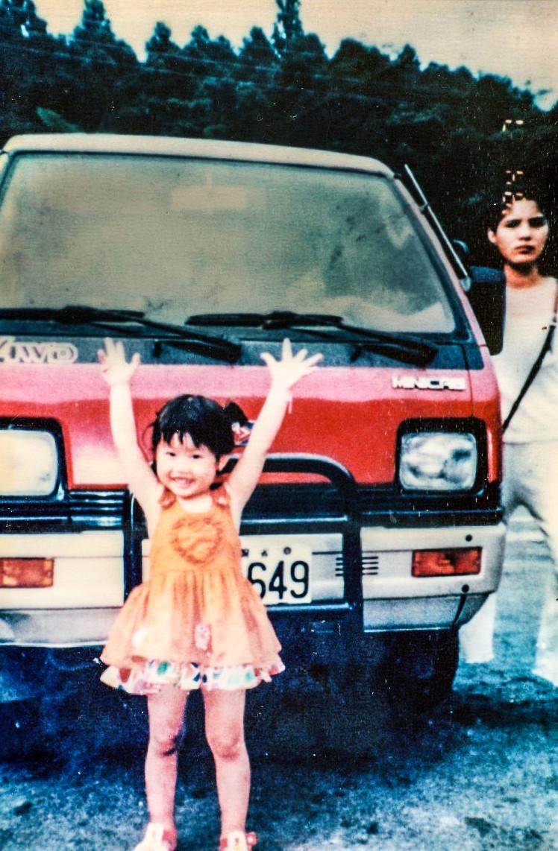 國中時的靈異照片(玫瑰之夜最恐怖的一張照片) 有圖!中華得利卡的貨車