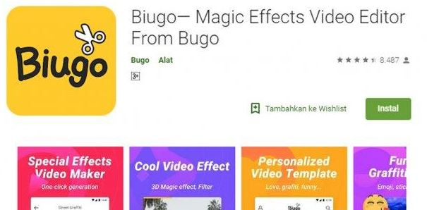Cara Menggunakan Biugo