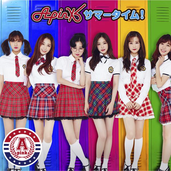[Single] Apink – サマータイム! (2016.08.03/MP3/RAR)